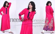 Beautiful Pret Eid Collection 2013 Volume 1 By Needle Impressions 004