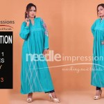 Beautiful Pret Eid Collection 2013 Volume 1 By Needle Impressions 007
