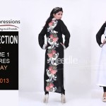Beautiful Pret Eid Collection 2013 Volume 1 By Needle Impressions 008