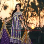 Blossom by Lala Textile Latest Eid Lawn Collection 2013 008