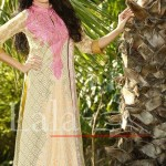 Blossom by Lala Textile Latest Eid Lawn Collection 2013 011
