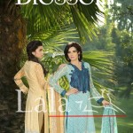 Blossom by Lala Textile Latest Eid Lawn Collection 2013 012