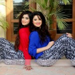 Color Rush Latest Eid Dress Collection 2013 for Women 0004