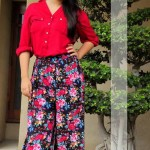 Color Rush Latest Eid Dress Collection 2013 for Women 0005