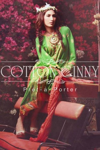 Cotton Ginny Eid collection for girls 2013 (7)