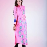 Eid Flower Print Kurta Collection 2013 by Grapes the brand (5)