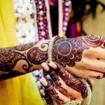 Eid Mehndi Design for girls 2013