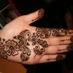 Eid ul fitr Mehndi Designs For girls 2013 (1)