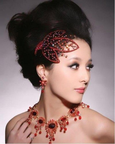 Eid Ul fitr hair style for girls 2013 (5)