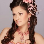 Eid Ul fitr hair style for girls 2013 (4)