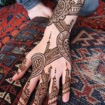 Eid ul fiter Mehndi Designs 2013 for girls (2)