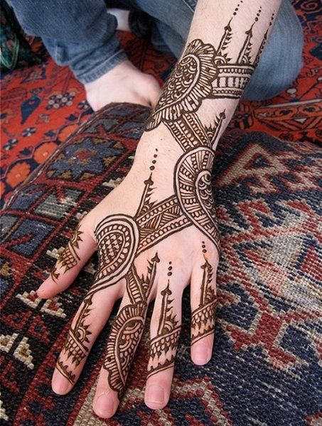 Eid ul fiter Mehndi Designs 2019 for girls & Kids
