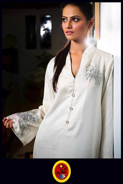 Gulabo Exclusive Eid Collection 2013 For Girls