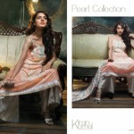 Kiran Komal Pearl summer wear dress collection for girls by Shabbir textile ltd (9)