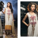 Kiran Komal Pearl summer wear dress collection for girls by Shabbir textile ltd (10)
