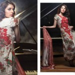 Kiran Komal Pearl summer wear dress collection for girls by Shabbir textile ltd (14)