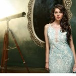 Kiran Komal Pearl summer wear dress collection for girls by Shabbir textile ltd (1)