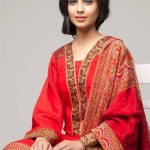 Kiran Komal Pearl summer wear dress collection for girls by Shabbir textile ltd (2)