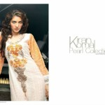 Kiran Komal Pearl summer wear dress collection for girls by Shabbir textile ltd (7)