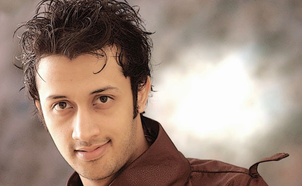 Pakistani Pop Singer Atif Aslam Profile Pictures