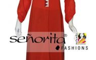 Senorita Fashions Beautiful Eid Kurti Collection 2013 For Girls 002