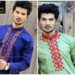Sheen by Shayan e Hussain Eid Kurta collection 2013 for men (2)