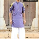 Sheen by Shayan e Hussain Eid Kurta collection 2013 for men (5)