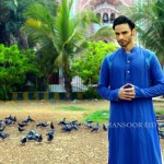 Wajahat Mansoor Men's Eid Collection 2013 Volume-3 For summer