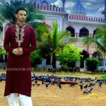 Wajahat Mansoor Men's Eid Collection 2013 Volume-3 For summer (8)