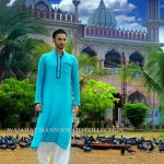 Wajahat Mansoor Men's Eid Collection 2013 Volume-3 For summer (1)