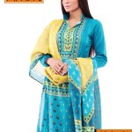 Warda Designer Eid ul Fitr Lawn Suits 2013 For Women012