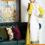 Warda Designer Eid ul Fitr Lawn Suits 2013 For Women004