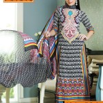 Warda Designer Eid ul Fitr Lawn Suits 2013 For Women010