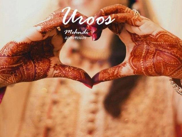 eid ul fitr mehndi designs henna designs for women by Uroos Designer (3)