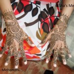 Beautiful Eid Mehndi Designs collection 2013 for girls (9)
