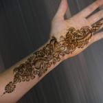 women mehndi designs