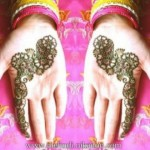 Latest Eid ul fitr mehndi desings 2013-2014 for girls (6)
