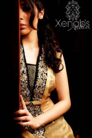 Xenabs Atelier Wedding Collection 2013-2014 for women (6)