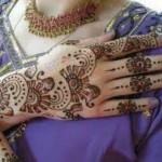 latest eid mehndi designs for women