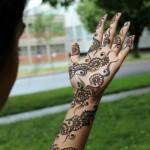 latest eid ul fitr mehndi designs for girls