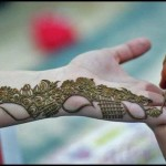 simple eid mehndi designs 2013-14