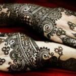 women eid mehndi designs