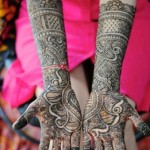 Arabic Bridal Mehndi design book collection 2013 (10)