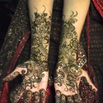 Arabic Bridal Mehndi design book collection 2013 (12)