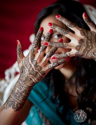 Arabic Bridal Mehndi design book collection 2013 (13)