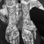 Arabic Bridal Mehndi design book collection 2013 (14)