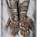 Arabic Bridal Mehndi design book collection 2013 (16)