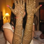 Arabic Bridal Mehndi design book collection 2013 (1)