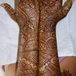 Arabic Bridal Mehndi design book collection 2013 (3)