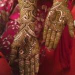 Arabic Bridal Mehndi design book collection 2013 (5)